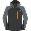 The North Face M's Super Iodin Hoodie TNF Black/Vanadis Grey (NY7)